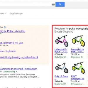 PLA – Googles nye skud på annoncerings-stammen